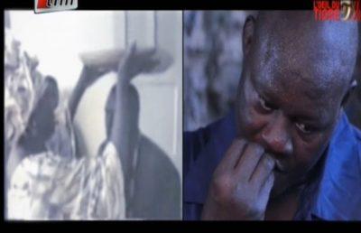 Moustapha Guèye parle de sa mère et fond en larmes