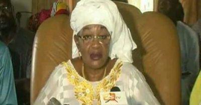 Aïda MBODJ traite  Pape Diouf de traitre et d'homme de …! (Vidéo)