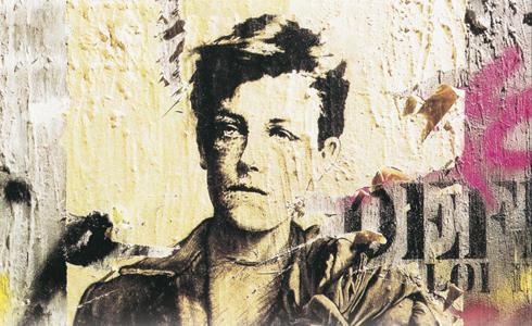 À la musique  d'Arthur Rimbaud