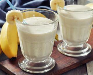 smoothie banane recette facile. Black Bedroom Furniture Sets. Home Design Ideas