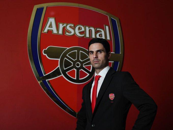 Coronavirus : L'entraîneur d'Arsenal, Mikel Arteta contrôlé positif (Officiel)
